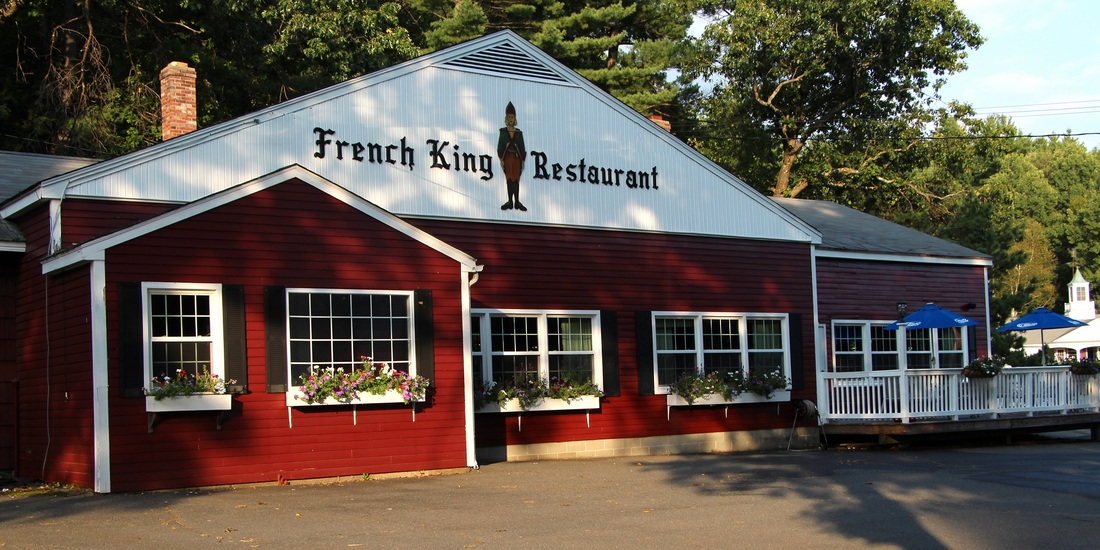French King Restaurant Erving Ma Menu